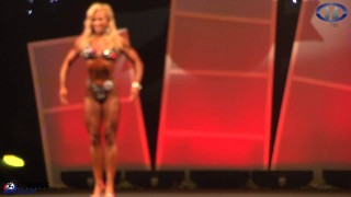 Arnold Classic Europe 2012 – Fitness Class