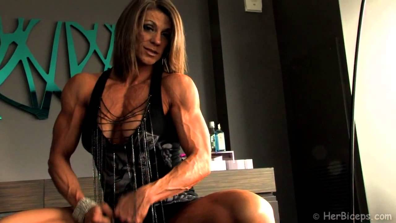 Tracy Weller After 2012 NPC Nationals