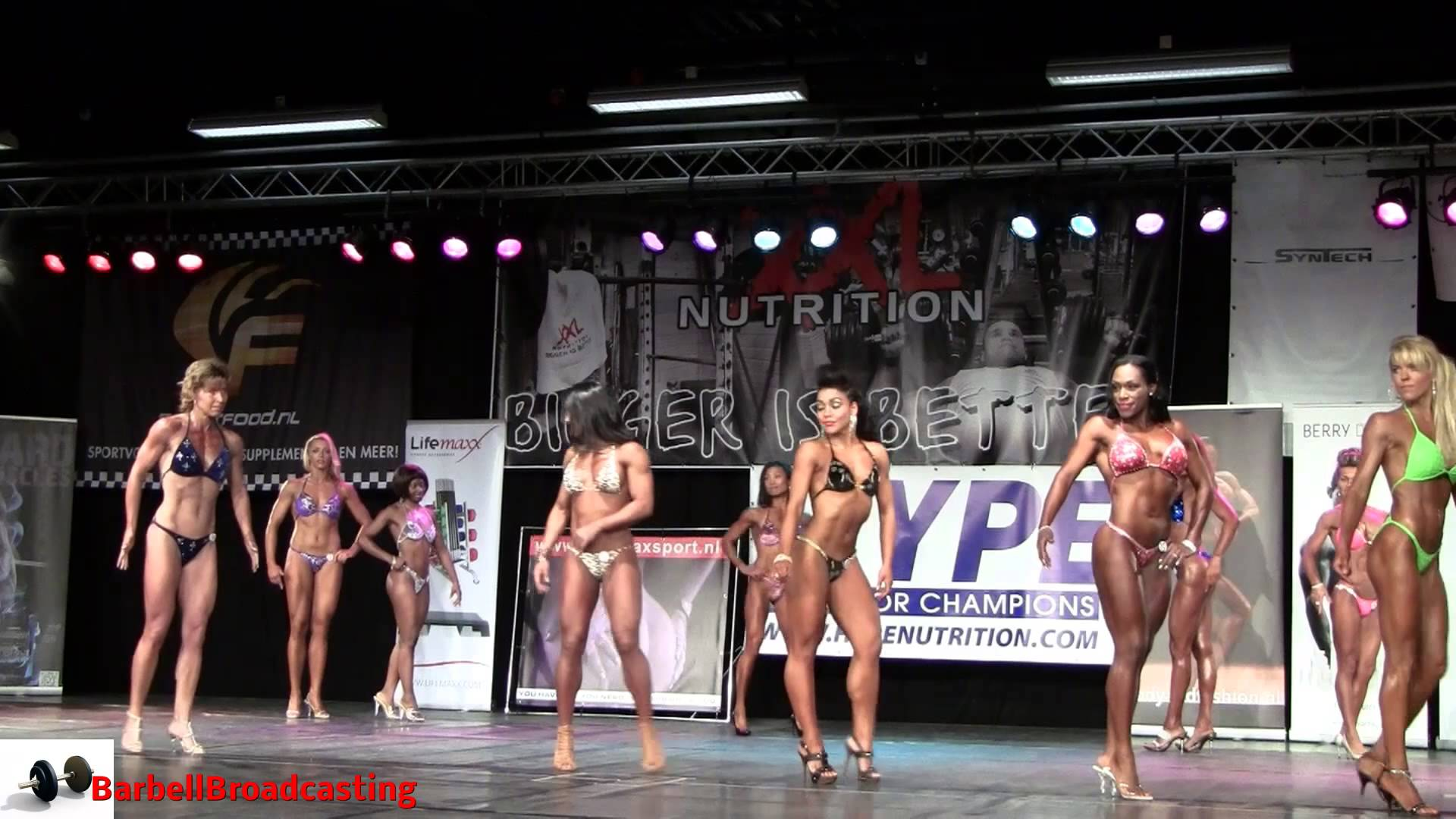 Flexcup 2012 – BodyFitness