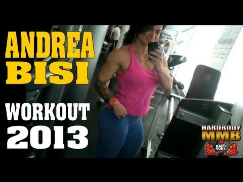 Andrea Bisi – 2013 Workout
