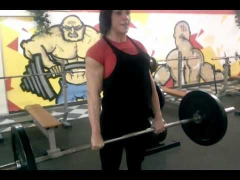 Suzy Kellner – Legs Workout