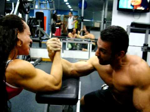 Ana Claudia Pires – Mixed Armwrestling