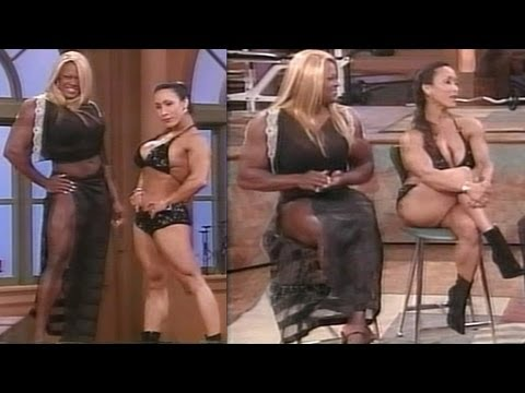 Tatianna Butler & Denise Masino On A TV Interview