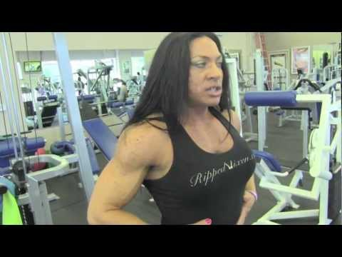 Ripped Vixen – Low Back Workout