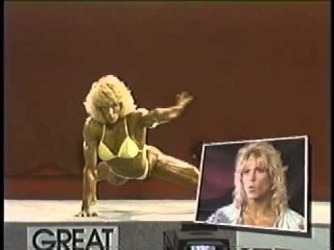 Shelley Beattie – Ms. Olympia 1991