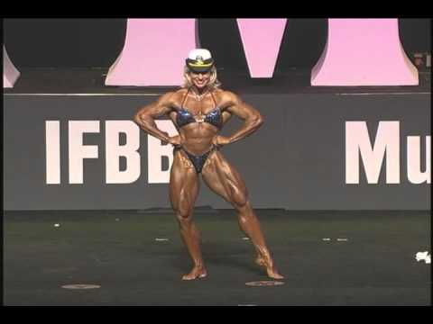 Betty Pariso – Ms. Olympia 2004