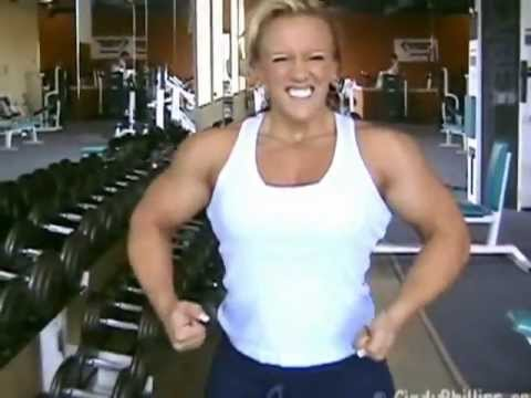 Cindy Phillips – Shoulders Workout