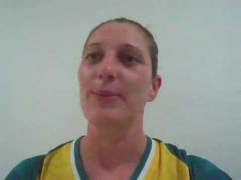 "Suzy Batkovic-Brown – 193cm (6'4"") Tall Basketball Player"