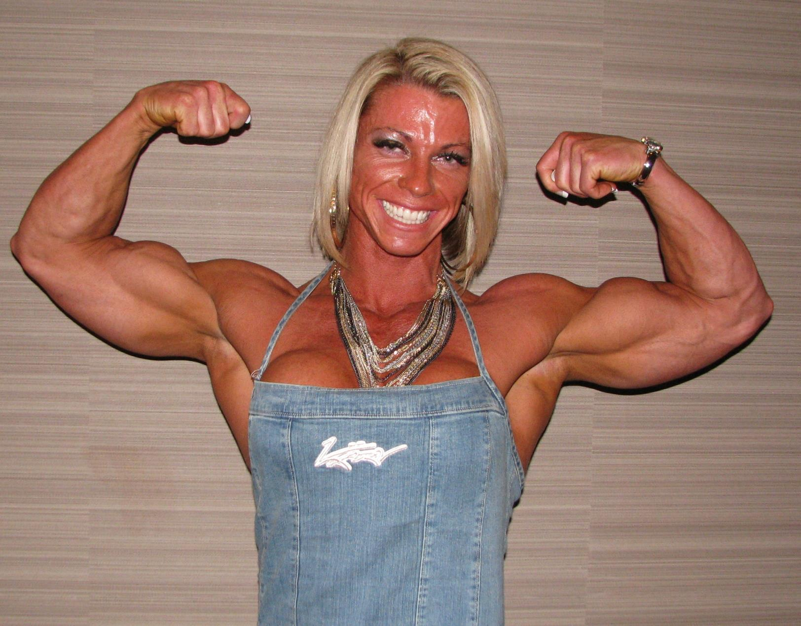 Fabiola Boulanger – Female Bodybuilder
