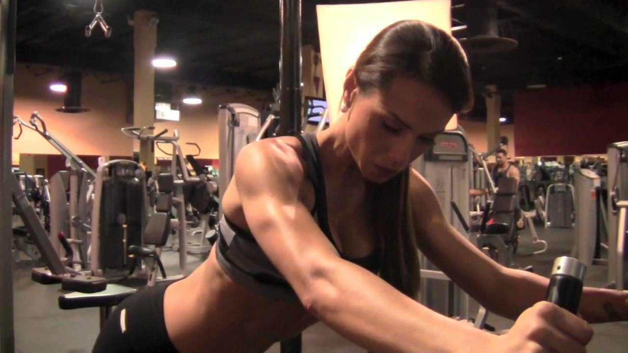 Anllela Sagra – Workout Motivation