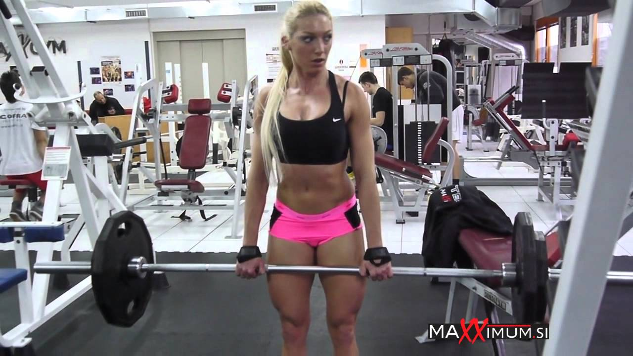 Naja Čorič – Legs Workout
