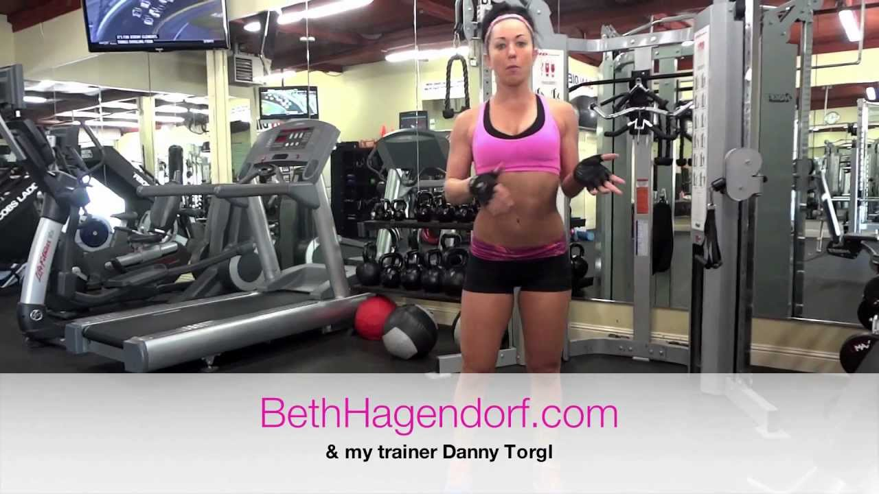 Beth Hagendorf – Road To The Arnold Classic 2013