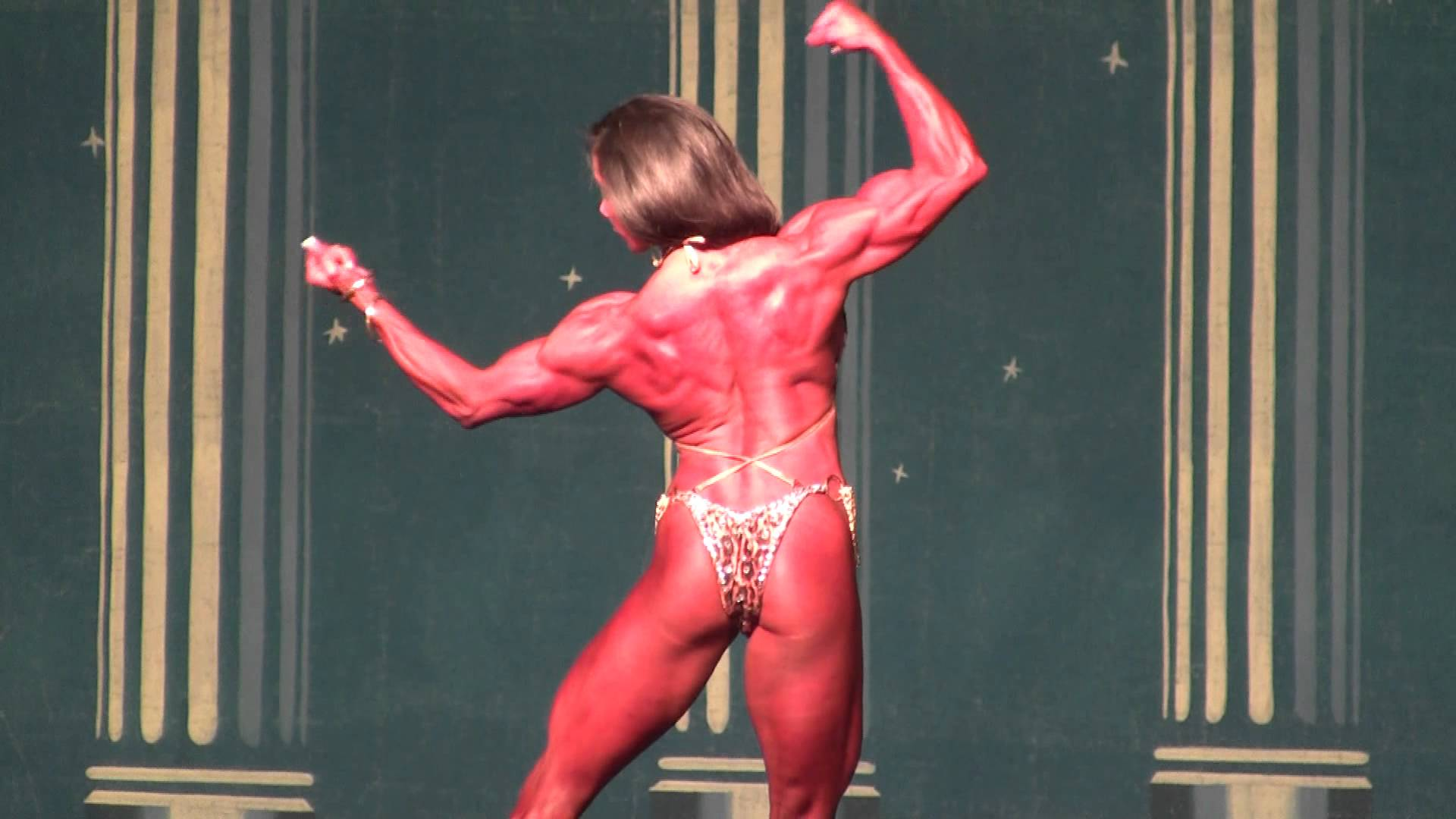 Marina Lopez – Europa Bodybuilding Show Of Champions 2012