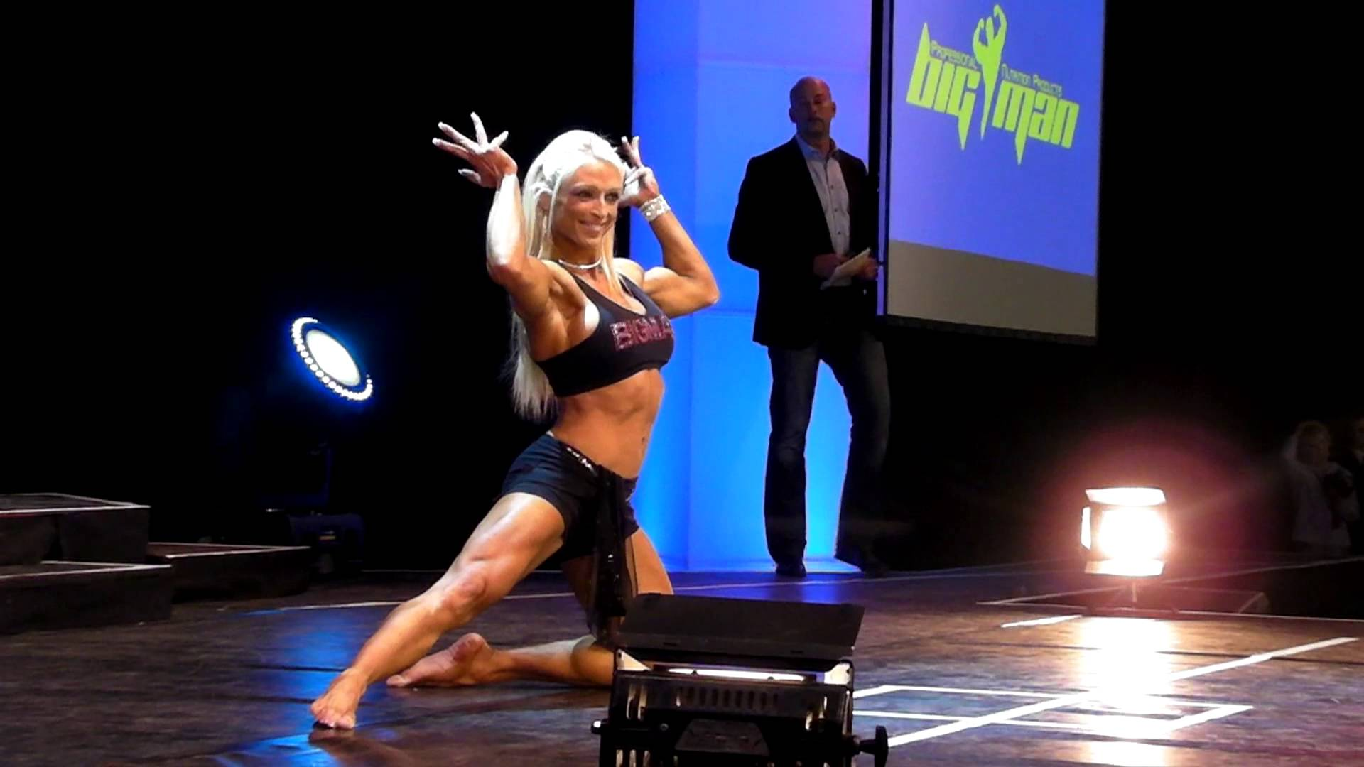 Lorena Inarra – FIBO Power 2012