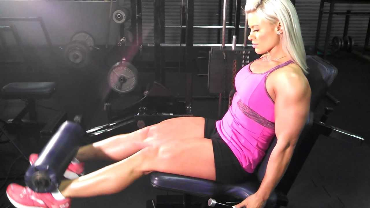 Tanya Hyde – Quads & Calves