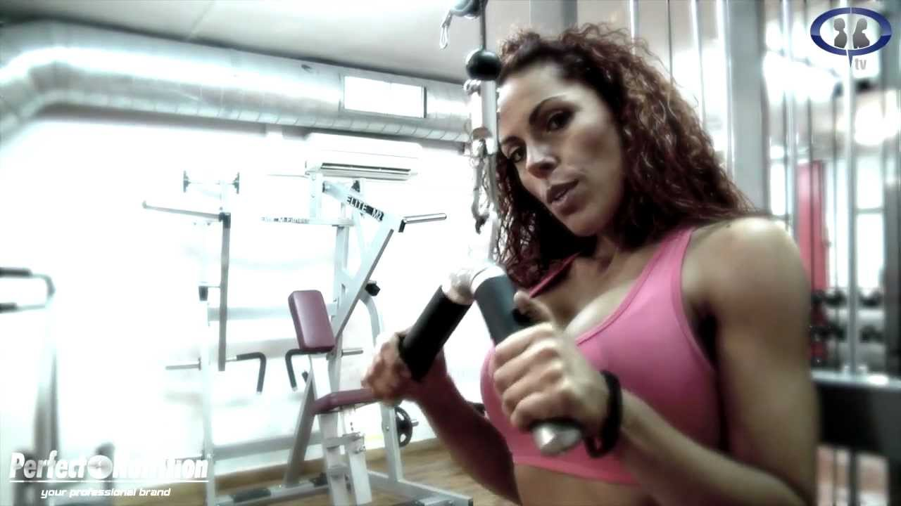 Mawi Lobato – Fitness Bikini Model Workout