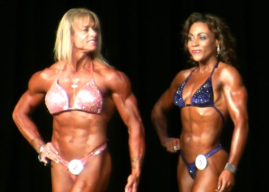 IFBB Europa Bodybuilding Show of Champions 2012 – Physique Comparison