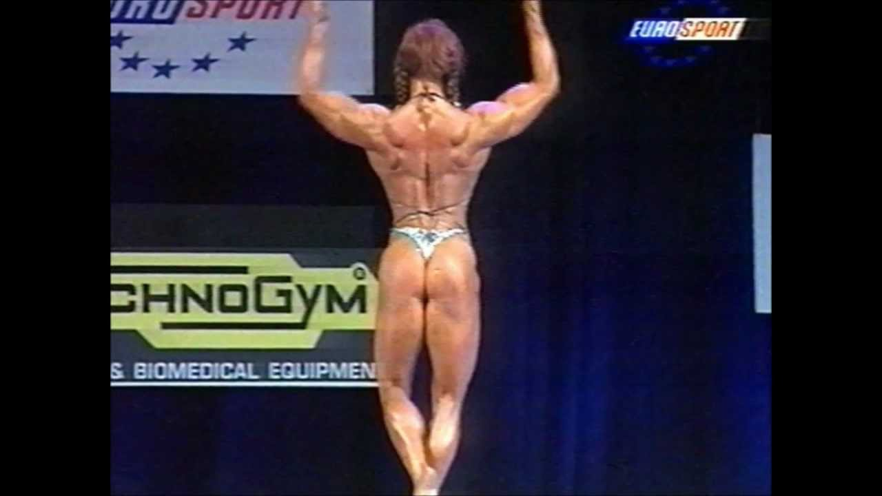 Ingrid Distler Posing Routine