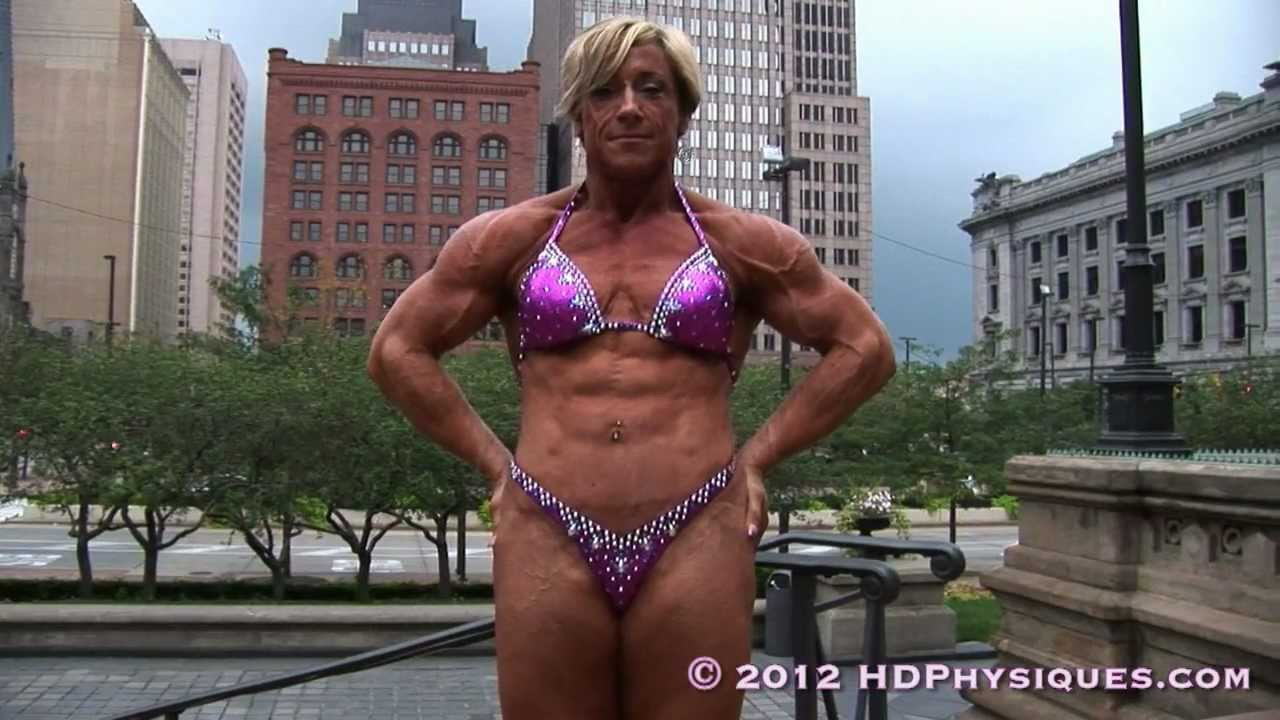IFBB Chicago Pro 2019 – Women's Bodybuilding First Call Outs