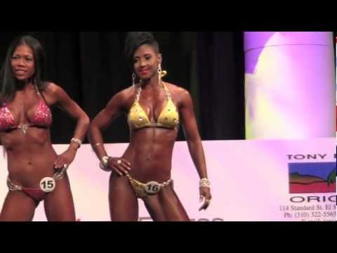 Wany Reyes – Arnold Classic 2013