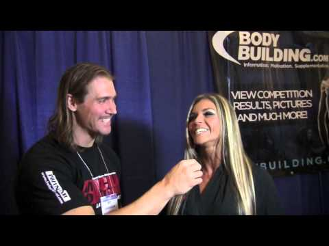 Nora Raquel Martinez – Interview At Arnold Classic 2013