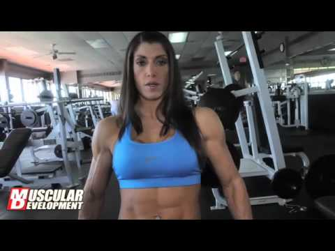 Carolina Benzadon Workout