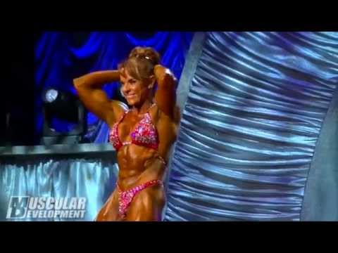 Angela Debatin – Ms. International 2013 Posing Routine