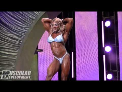 Kim Buck – Ms. International 2013 Posing Routine