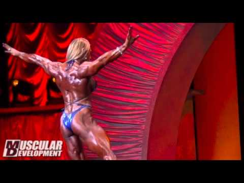 Yaxeni Oriquen – Ms. International 2013 Posing Routine