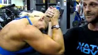 Ruthie Lucchesi – Mixed Armwrestling