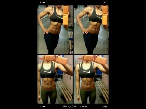 Latoya Walker – How To Get Defined Abs