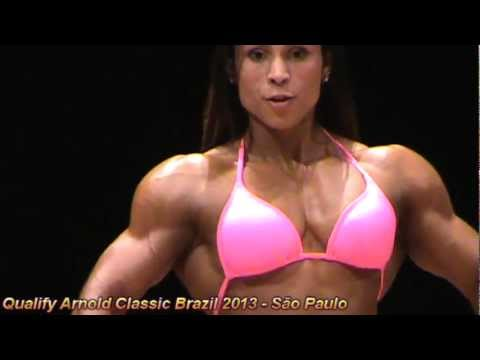 Qualify For Arnold Classic Brazil 2013