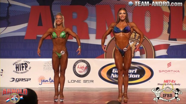 Finals Women´s Fitness Overall Arnold Amateur 2013