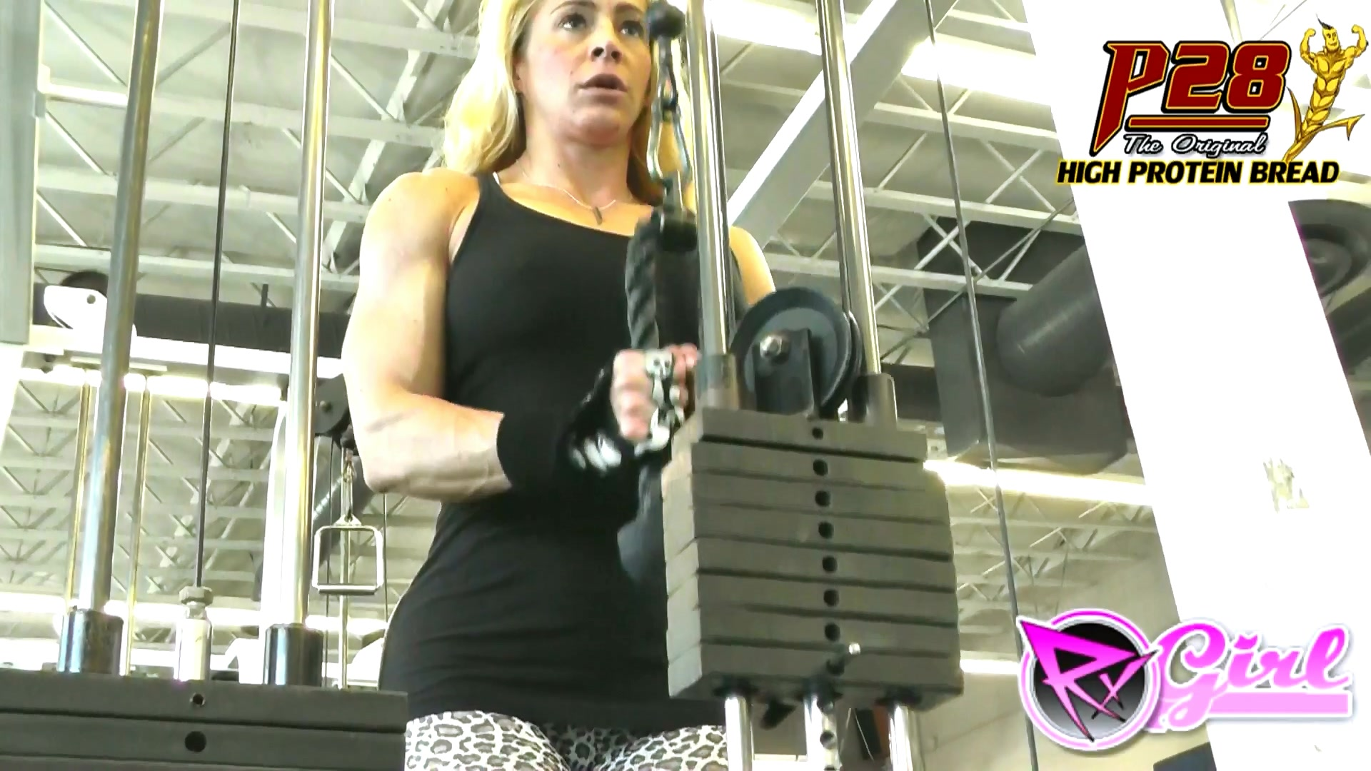 Leg Day With Stephanie Sanzo