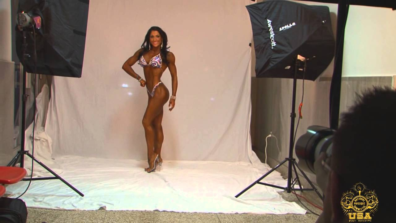 Candice Keene – Ms. Figure International 2013 Winner Interview & Photoshoot