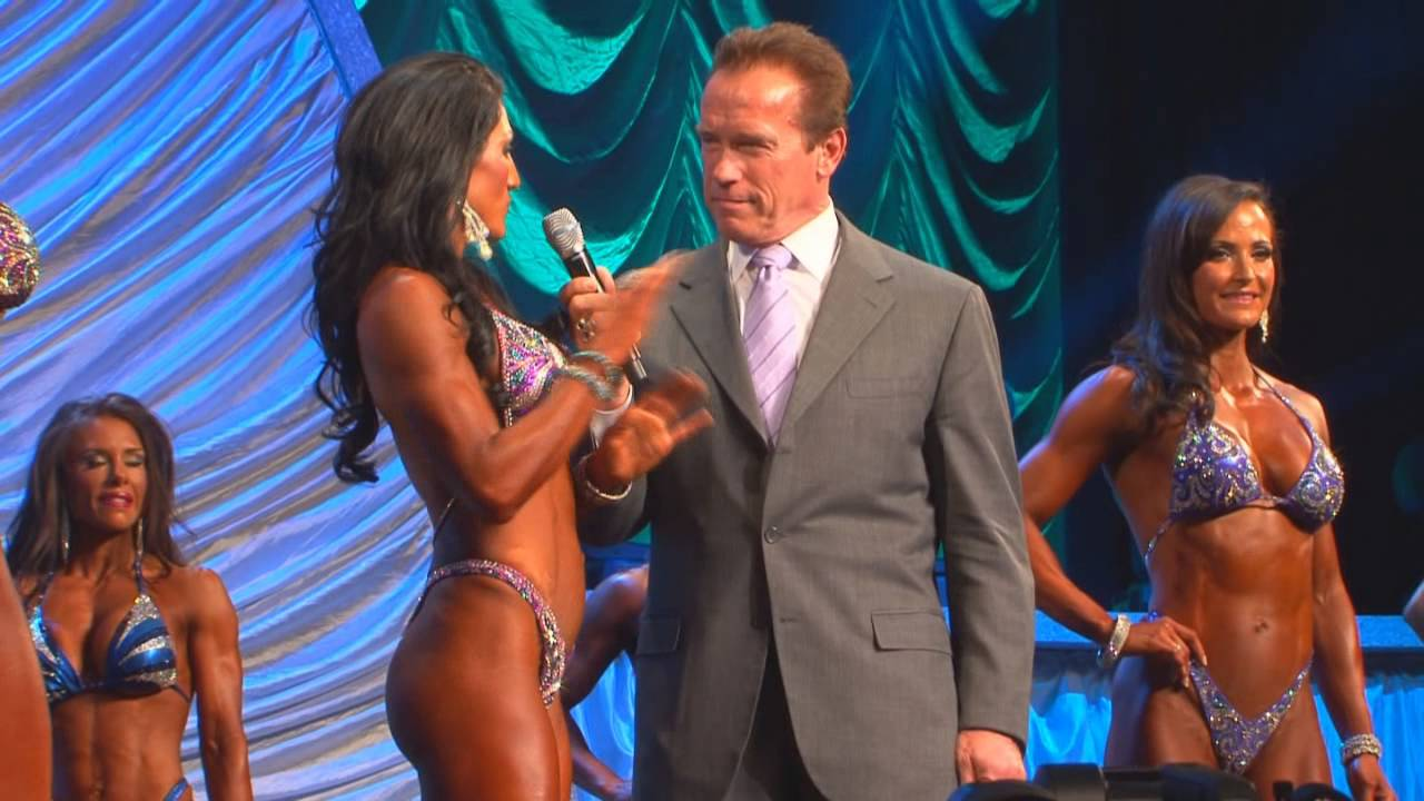 Ms. Figure International 2013 – Top 6 Awards