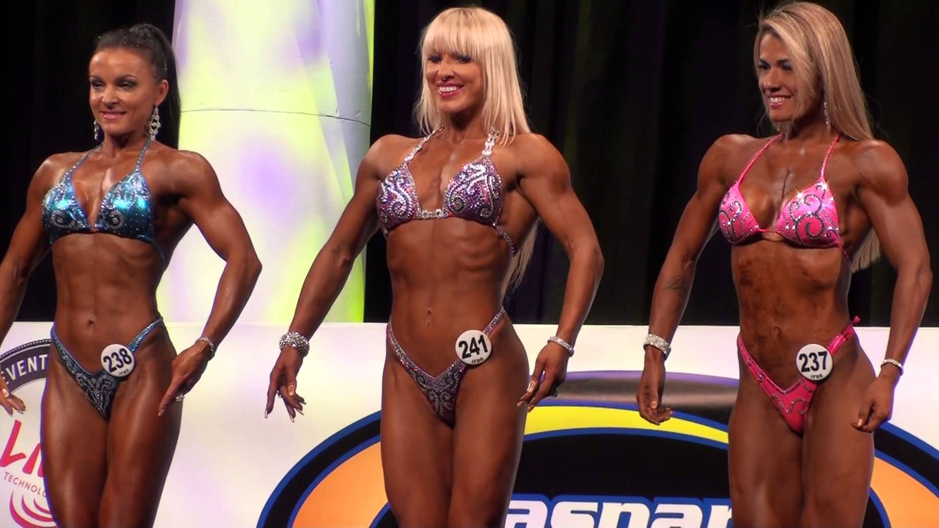 Arnold Sports Festival 2013 – Ms. Figure Prejudging