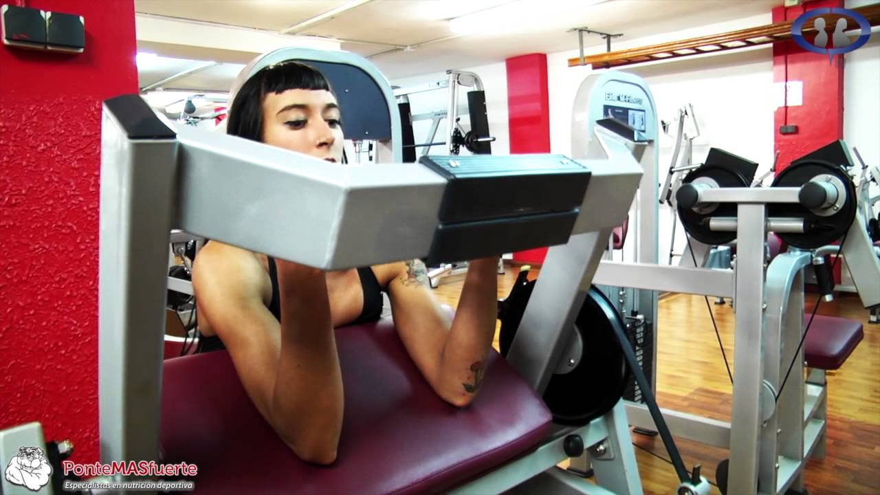 Raquel Garcia Workout