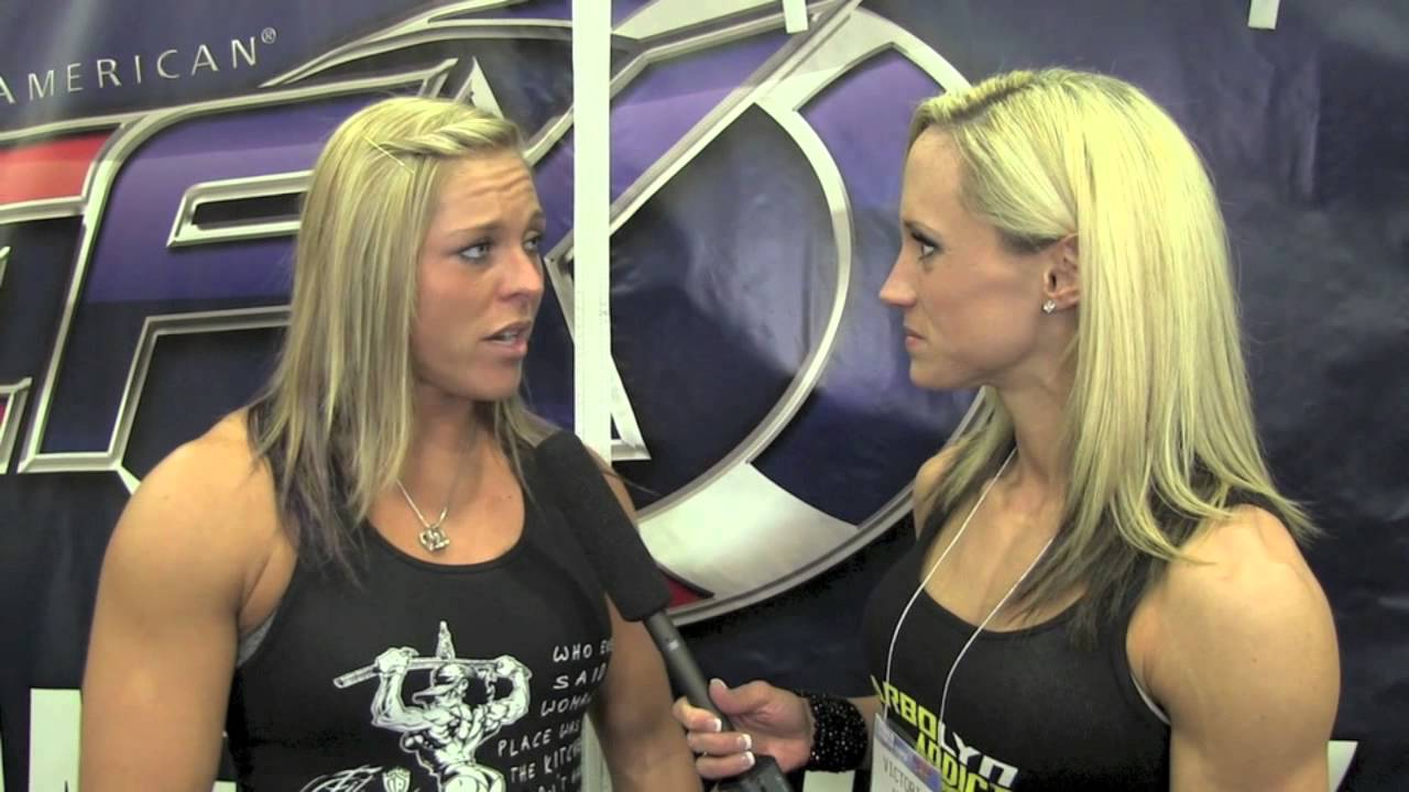 Kim Baum – Arnold StrongWoman 2013 Interview & Event