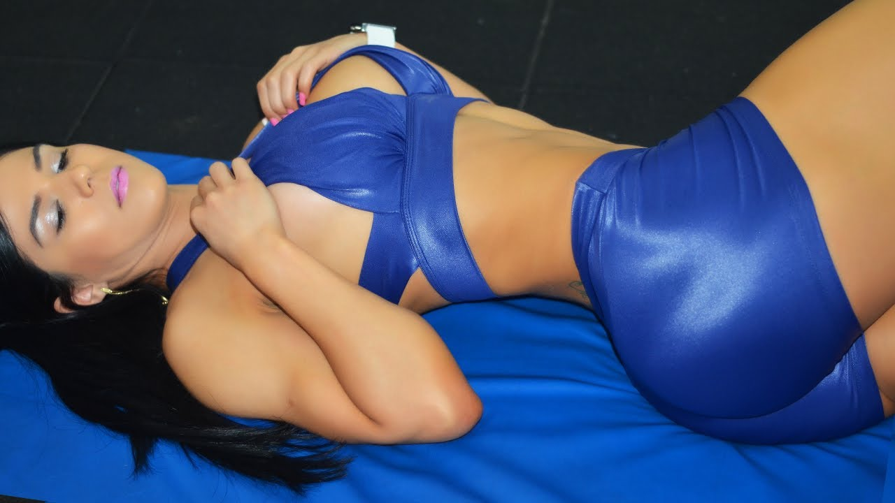 Eva Andressa – Pelvic Elevation