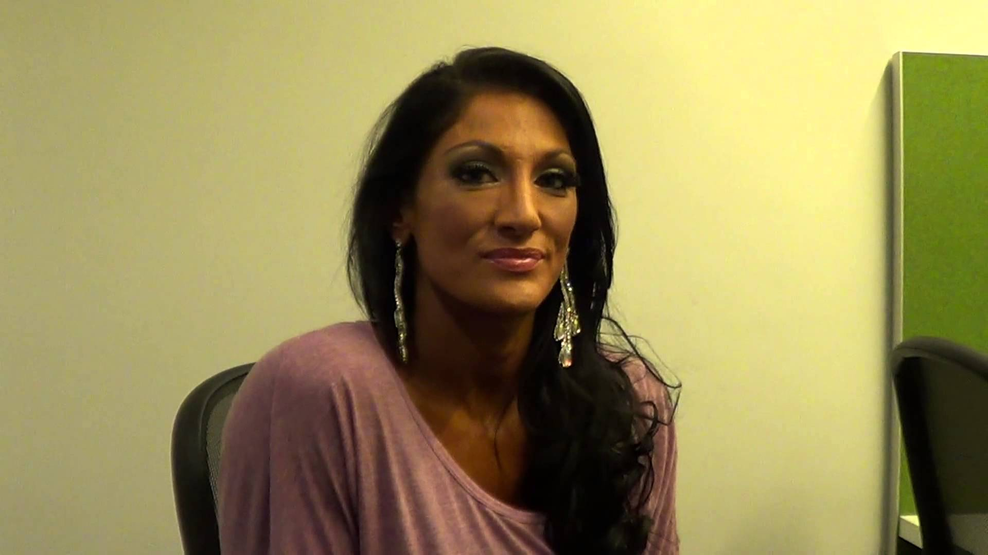 Candice Keene – Interview At The Arnold Classic 2013