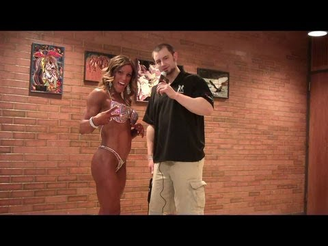 Charity Horn – NPC Utah Spring Show 2013 Interview