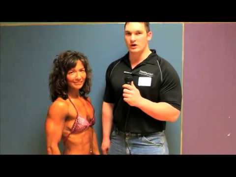 NPC Natural Ohio 2013 Women Winners