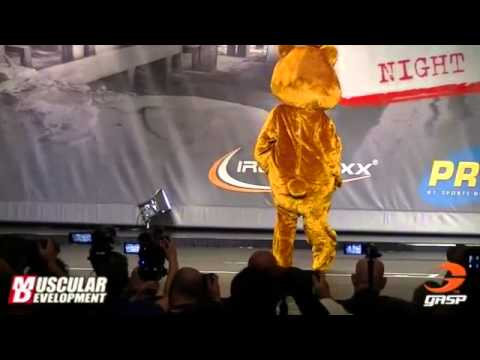 FIBO Power 2013 – Fitness Routines