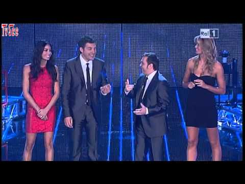 Tall Women On Italian TV