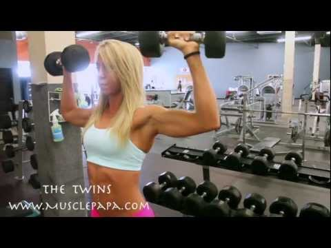 Kyrsten & Sonya Urff Workout