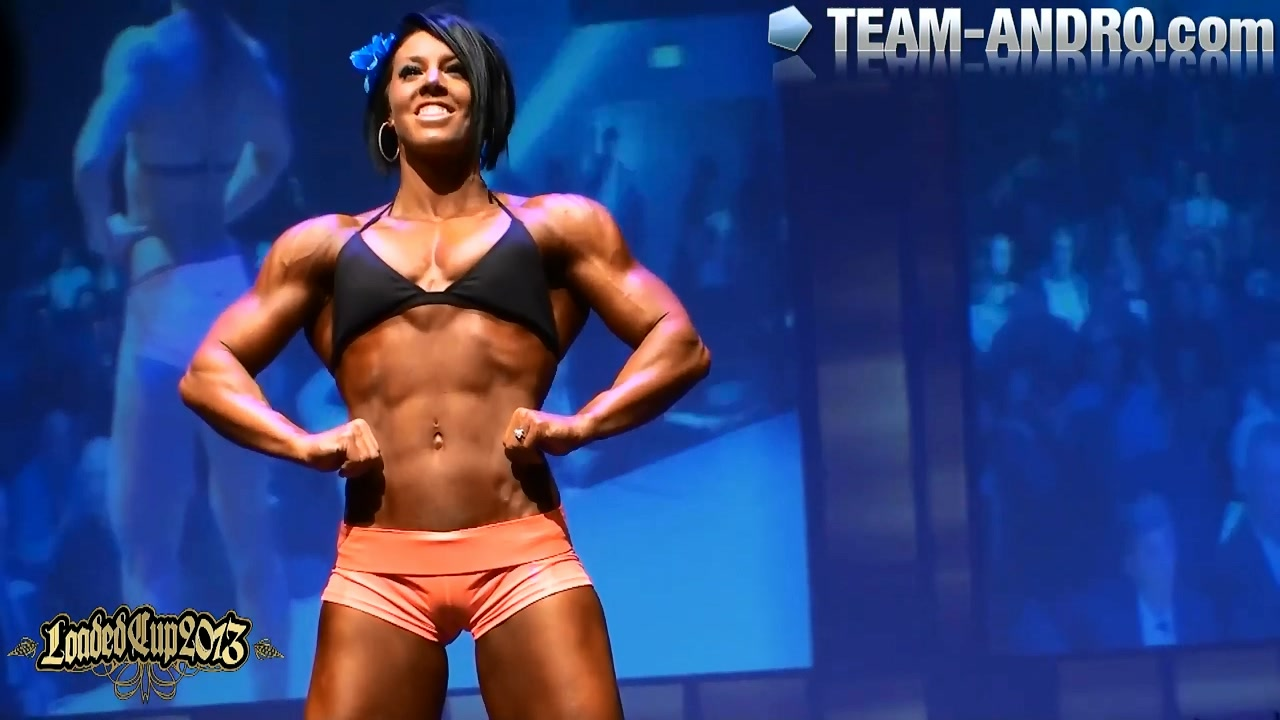 Dana Linn Bailey Sunday Guest Posing Loaded Cup 2013