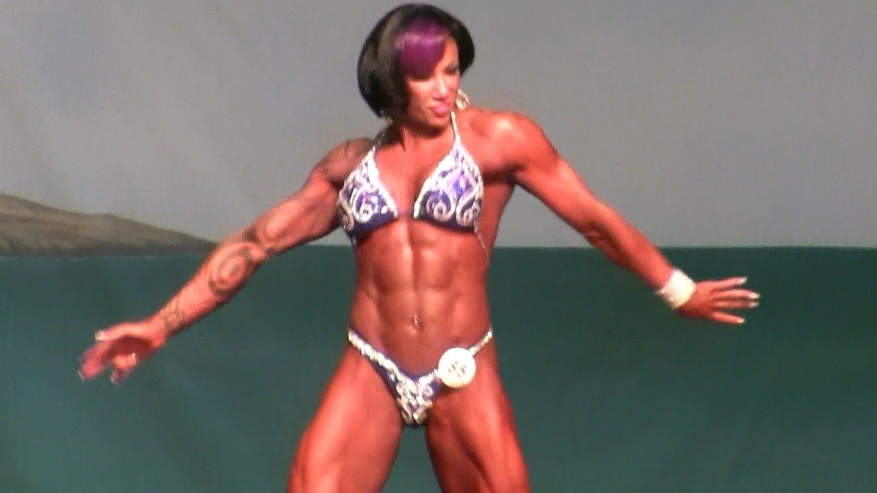 Mikaila Soto – Europa Show Of Champions 2013 Second Place