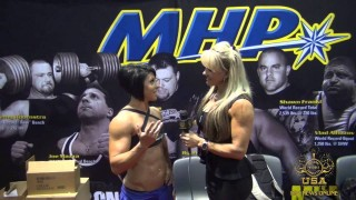 Dana Linn Bailey At The 2013 Europa Show Of Champions