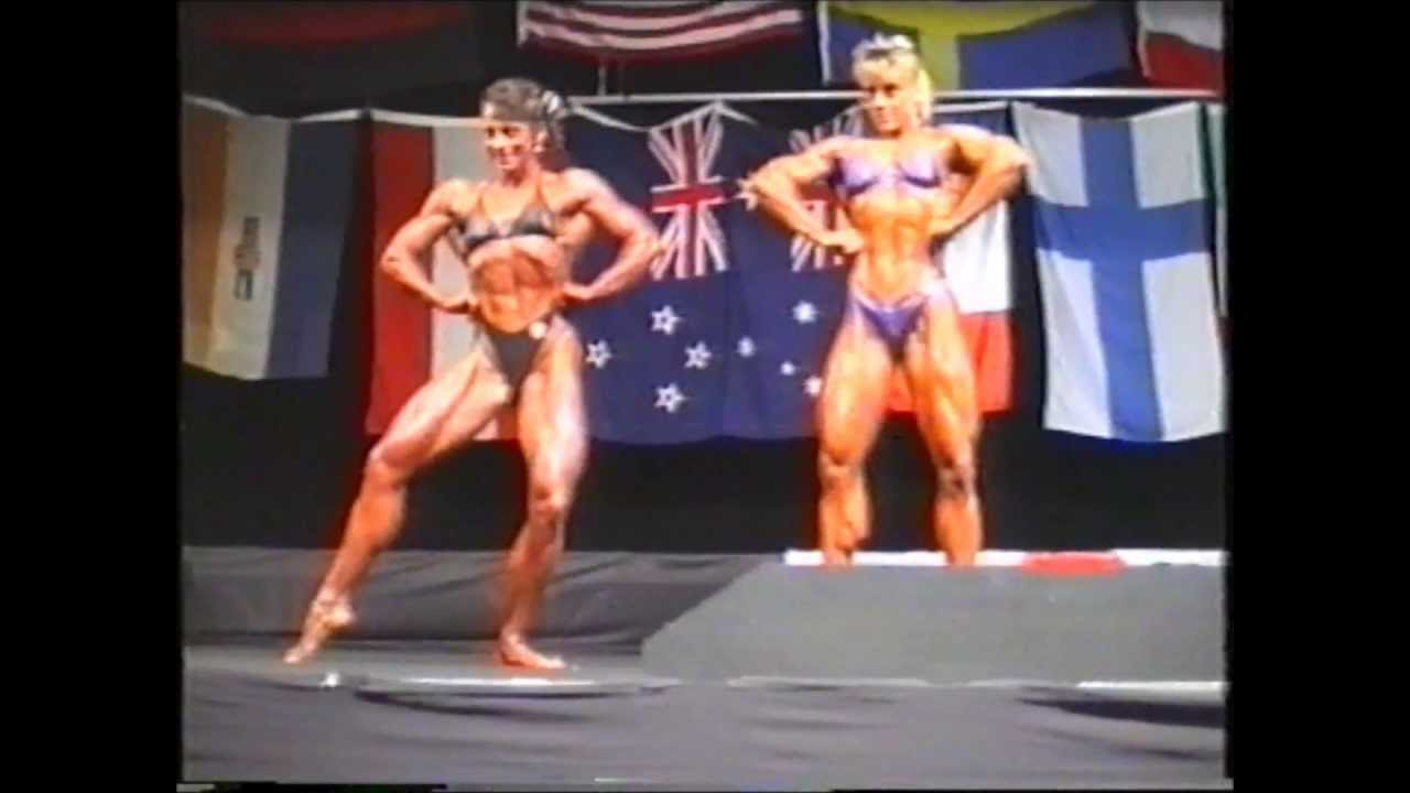 Tania Panza And Bernie Price – NABBA Worlds 1990 Physique Overall